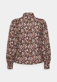 Vero Moda Petite - VMELITA - Button-down blouse - auburn/elita - 1