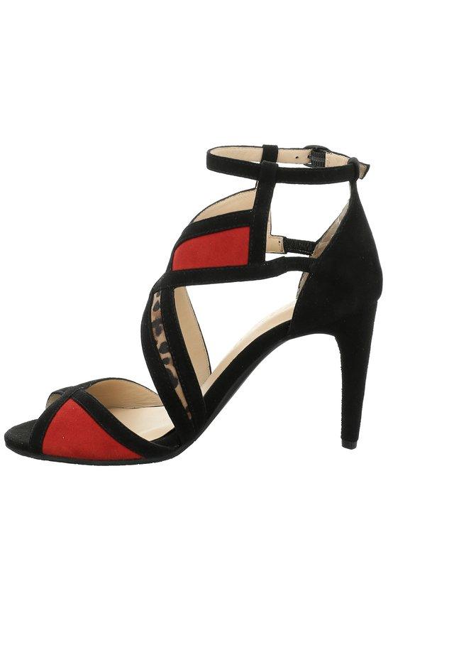AUSTIN 05 - High heeled sandals - multicolor