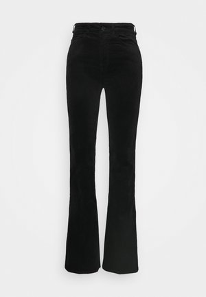 LISHA - Trousers - black