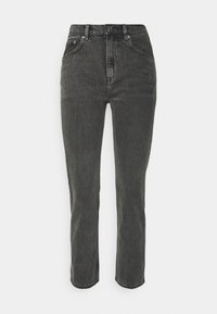 ARKET - Jeans straight leg - washed black - 4