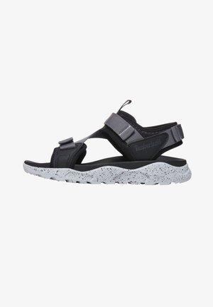 RIPCORD - Walking sandals - black