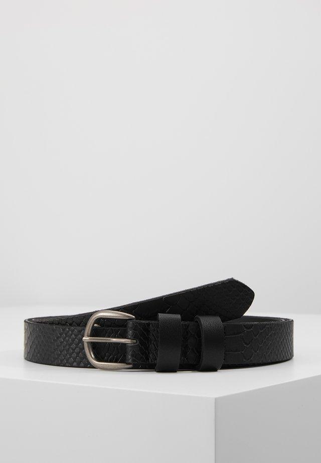 BLAKE - Cinturón - black
