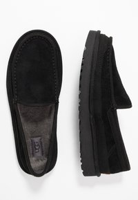 UGG - DEX - Chaussons - black - 1