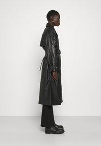 2nd Day - EDITION GRAF - Leather jacket - jet black - 3
