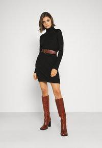 Even&Odd - Jumper dress - black - 1