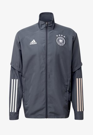 DEUTSCHLAND DFB PRÄSENTATIONSJACKE - Training jacket - onix