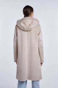 SET - Short coat - sand - 2