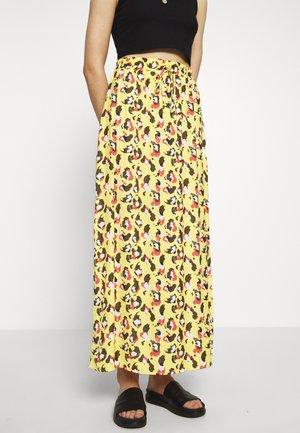 VICAVACAMOLI SKIRT - Maxi sukně - samoan sun