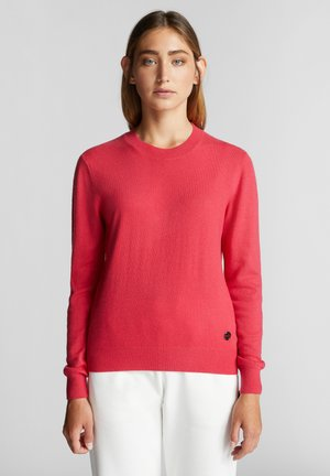 Pullover - persian red