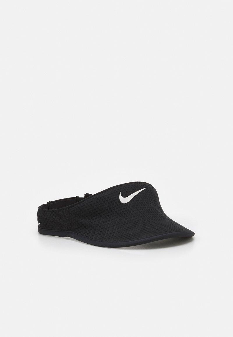 Nike Performance - AERO RUN VISOR - Cappellino - black