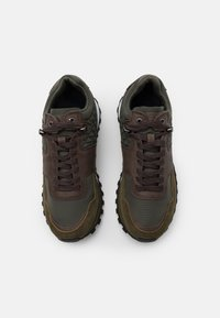 Hackett London - HIKER TRAINER - Tenisky - green - 3