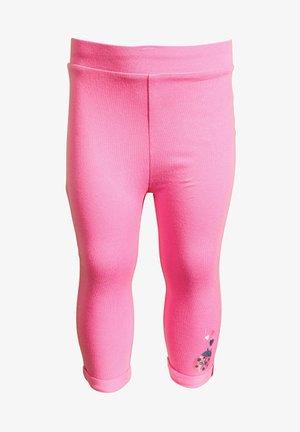 Leggings - Trousers - bubble gum