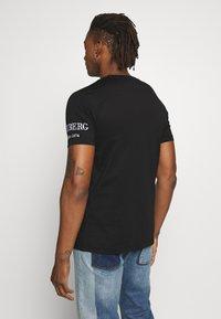 Iceberg - T-shirt imprimé - black - 2