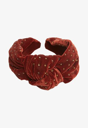 Hair styling accessory - red