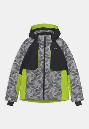 BOYS SPEED READER - Ski jas - anchor/grey/black