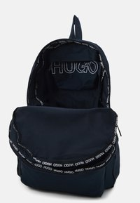 HUGO - REBORN BACKPACK UNISEX - Batoh - navy - 4