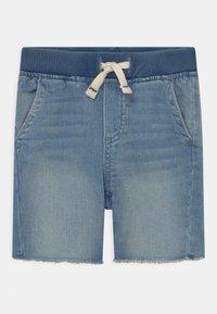 GAP - TODDLER BOY  - Jeans Short / cowboy shorts - light-blue denim - 0
