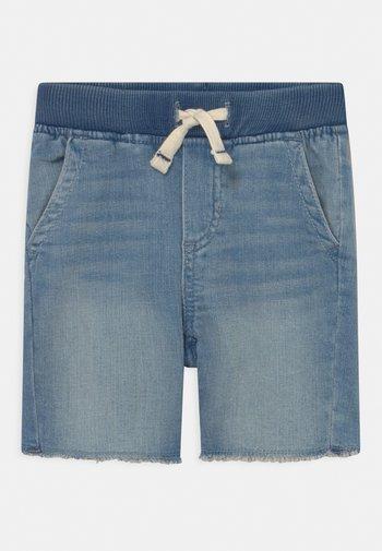 TODDLER BOY  - Shorts vaqueros - light-blue denim