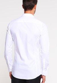 HUGO - ENIN EXTRA SLIM FIT  - Formální košile - open white - 2