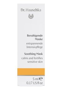 Dr. Hauschka - SOOTHING MASK - Face mask - - - 1