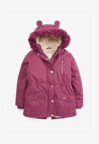 Next - Winter coat - purple - 0