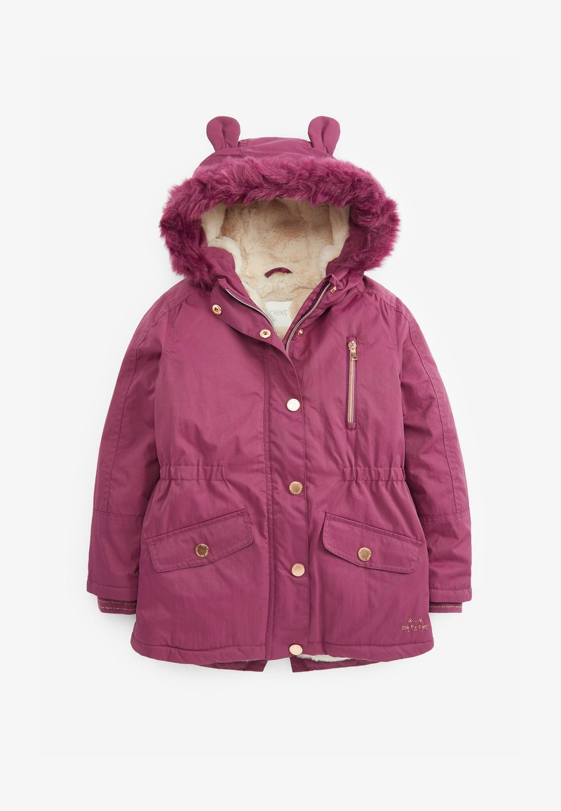 Next - Winter coat - purple