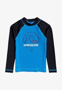 Quiksilver - BUBBLE DREAMS - Rash vest - blithe - 0