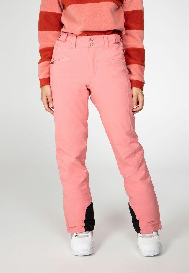 KENSINGTON - Pantalon de ski - think pink
