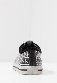 Just Cavalli - Sneakersy niskie - black - 3
