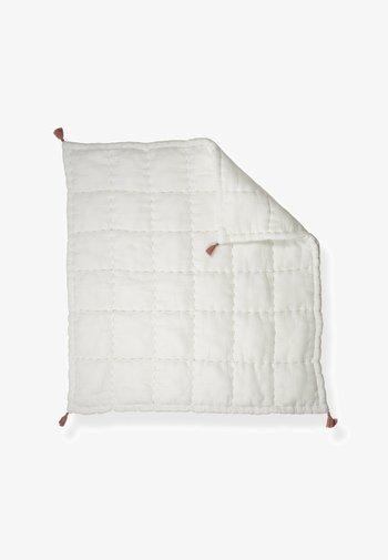 Muslin blanket - off-white