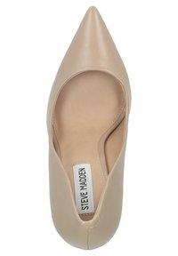 Steve Madden - DAISIE - High heels - blush leather - 3