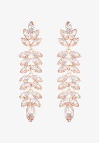 ALDO - HARPULIA - Boucles d'oreilles - blush/gold-coloured - 1