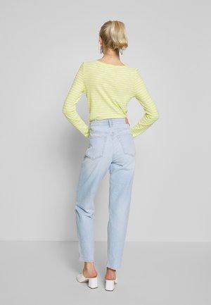 HETTA RELAXED - Jeans baggy - light blue shade denim