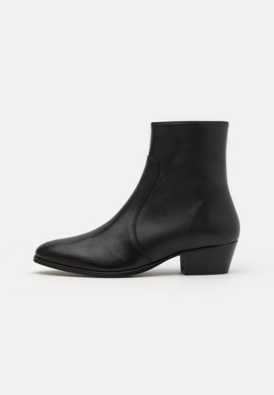 ZIMMERMAN ZIP BOOT - Botki - blackbird