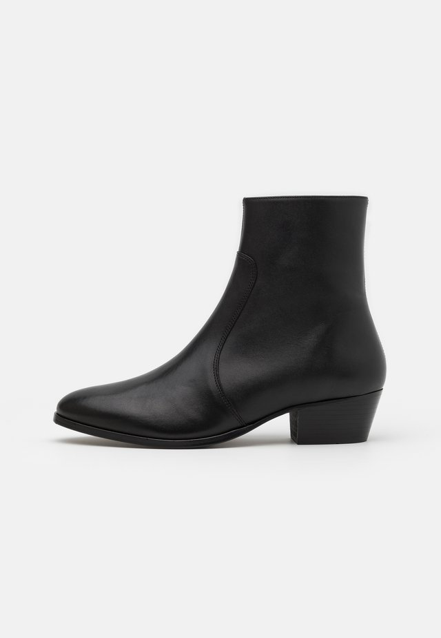ZIMMERMAN ZIP BOOT - Bottines - blackbird