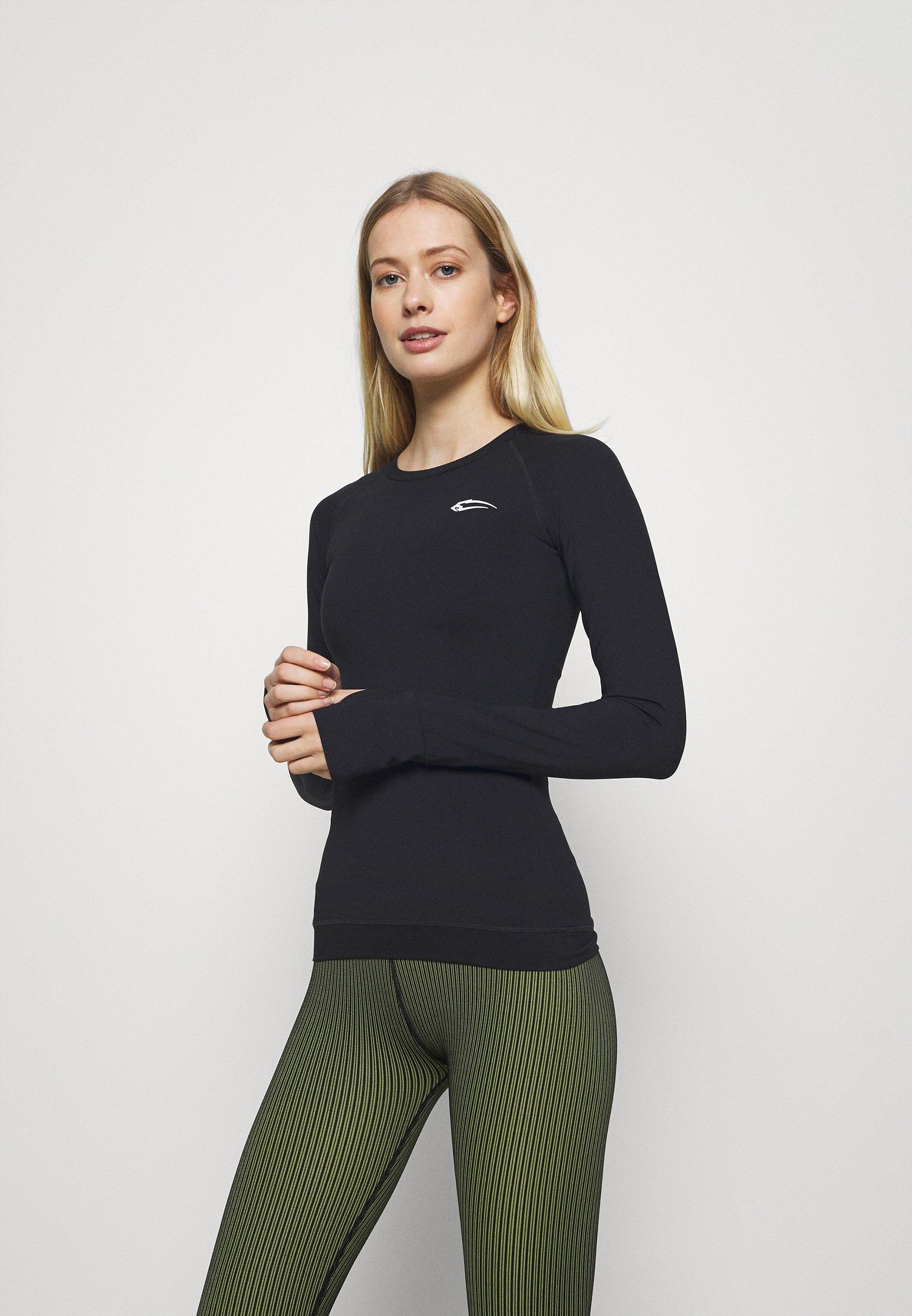 Women DAMEN LONGSLEEVE - Long sleeved top