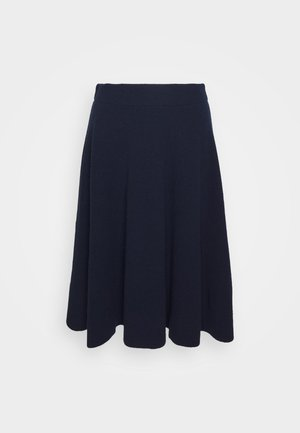 SKIRT - Gonna a campana - navy