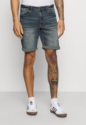 COPENHAGEN - Shorts vaqueros - egyptian blue
