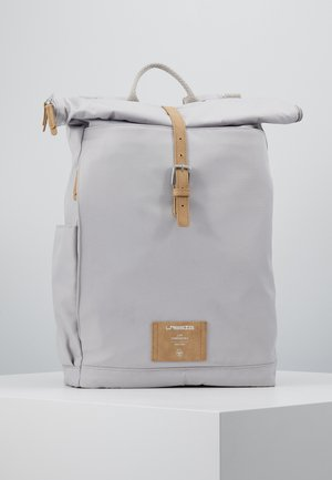 ROLLTOP BACKPACK - Rucksack - grey