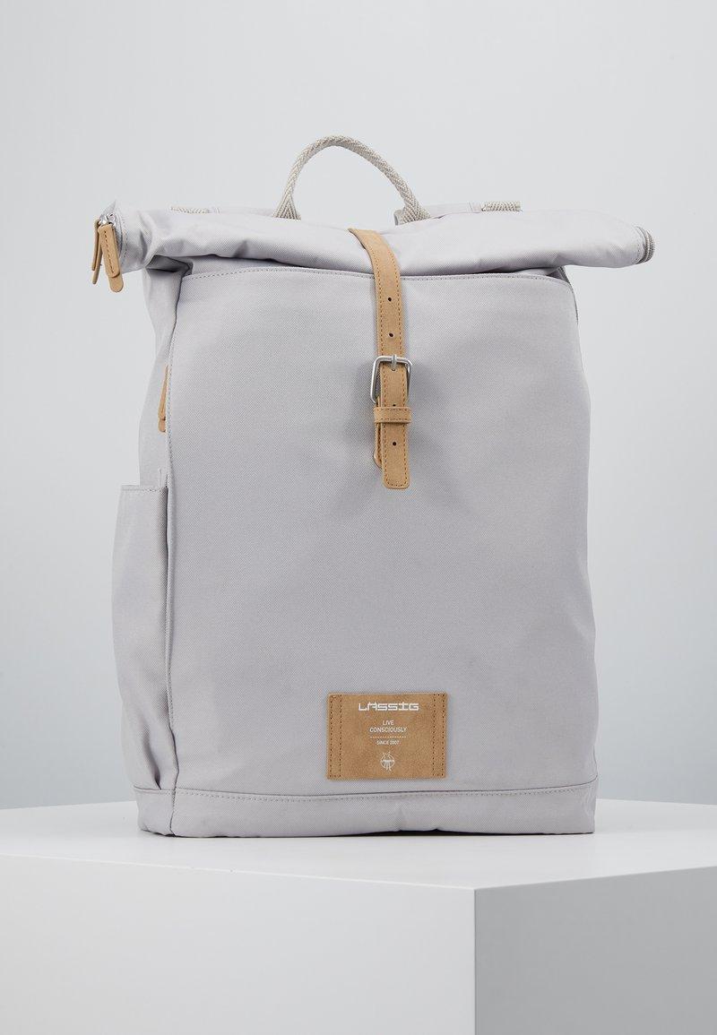 Lässig - ROLLTOP BACKPACK - Rygsække - grey