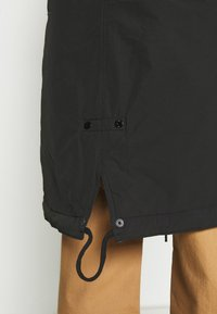 G-Star - HOODED PADDED FISHTAIL  - Parka - black - 3