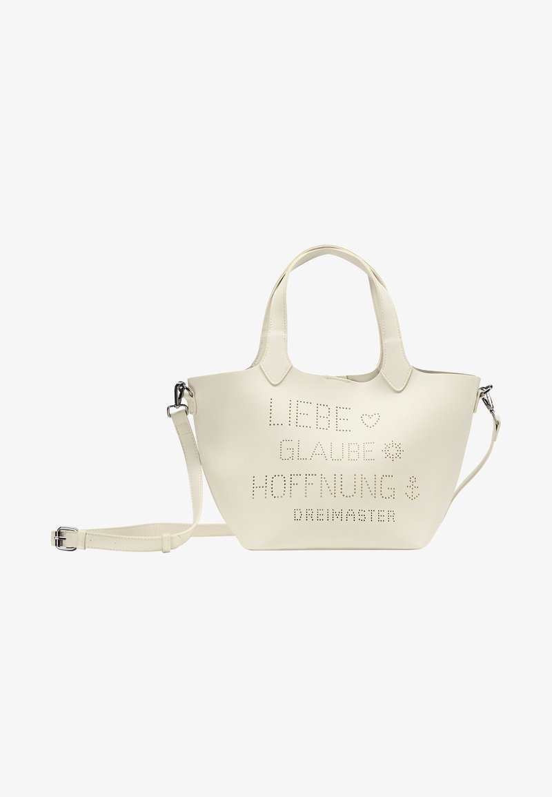 DreiMaster - Handbag - white