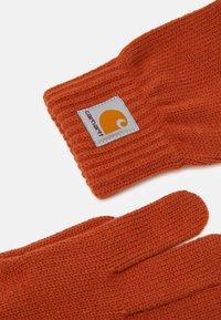 Carhartt WIP - WATCH GLOVES UNISEX - Gloves - cinnamon - 2