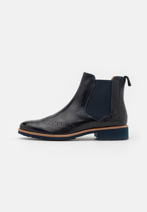 SELINA 6 - Classic ankle boots - navy
