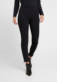 comma - HOSE - Trousers - black - 0