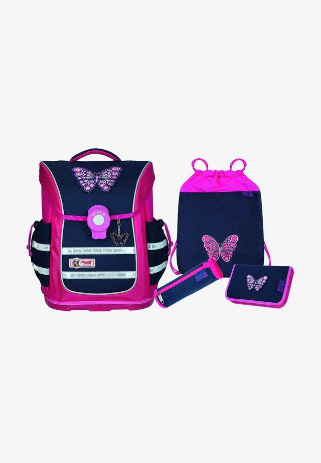 SET  - School set - butterfly