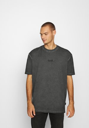 UNISEX - Print T-shirt - dark grey