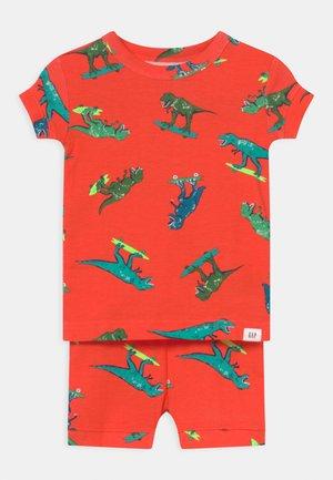 TODDLER DINO SET UNISEX - Pyjama set - blaze