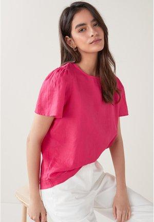 MORRIS & CO AT NEXT T-SHIRT - Blouse - pink