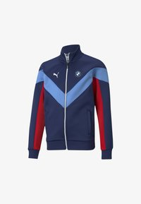 Puma - BMW M MOTORSPORT  - Training jacket - m colors - 0